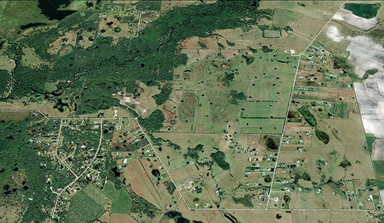 SteeplechaseKoehler represented the Seller on a 1,139-acre land parcel in Myakka City, FL that sold in a quick 45 day closing for  $6,750,000. The property was a developed 183 lot equestrian subdivision.