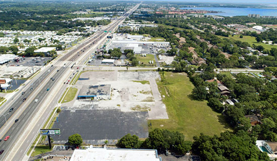 Wilder Highway 19Represented the buyer on 8.38 acres on US Hwy. 19 in Largo for $6,000,000. The purchaser, Lantower Residential, plans for a 201-unit multifamily apartment complex.